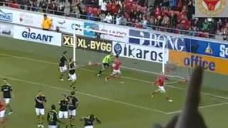 Kalmar FF-AIK 1-0 Allsvenskan 2011 omgång 10