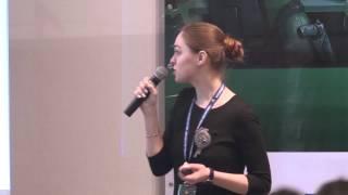 Доклад Ольги Цымбал на IMDays 2013