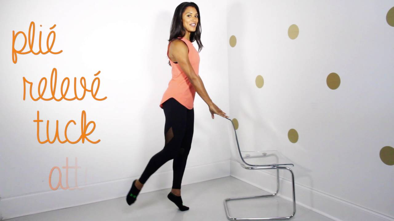 Barre Basics With Taylor Walker Fit Youtube