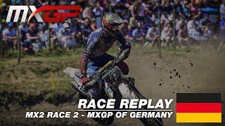 MXGP of Germany 2019  Replay MX2 Race 2  Motocross