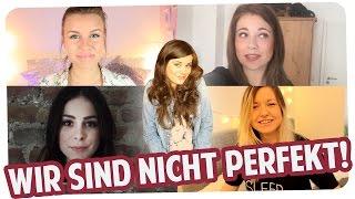 WIR SIND NICHT PERFEKT! Mit Melina, Dagi, Lena & Kelly Missesvlog | Joyce