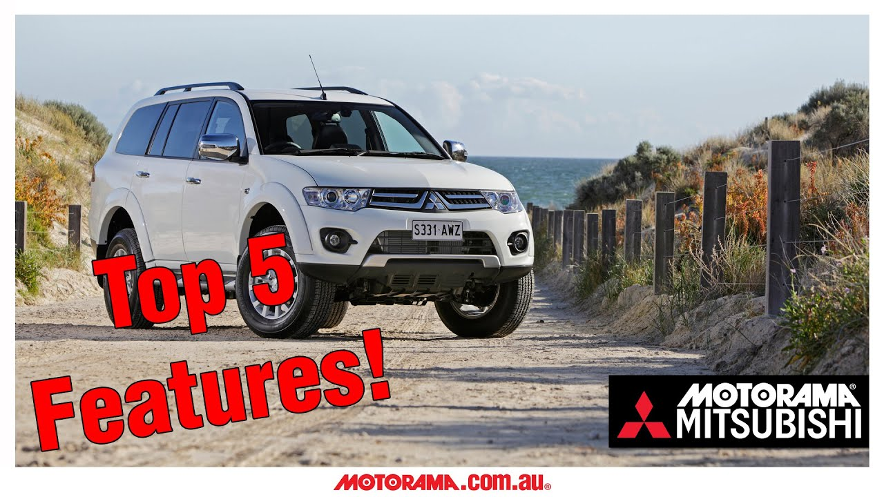 20122014 Mitsubishi Challenger Review  Customers Top 5  YouTube