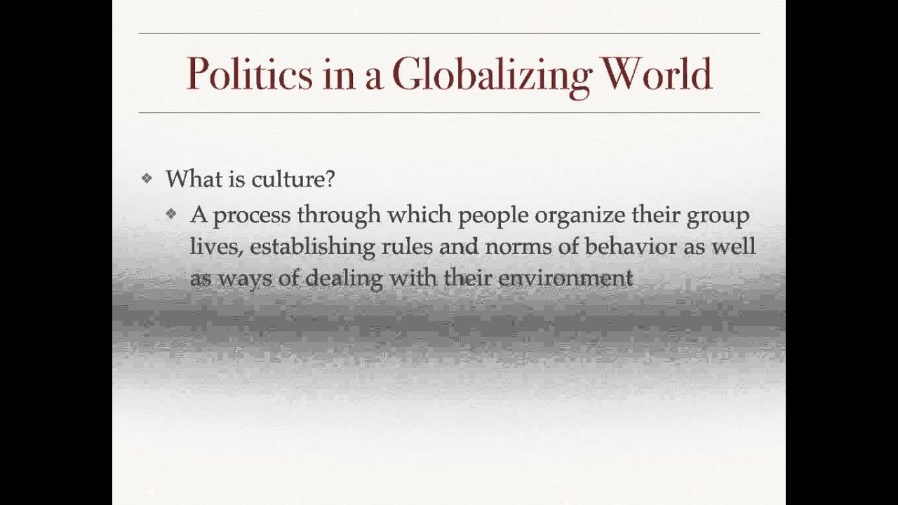 intro to global politics chapter 8 Summary global political economy (s_gpe) item (s) - summary de grauwe - i hope that somebody is motivated to summarize one of the other articles now would be greatly appreciated.