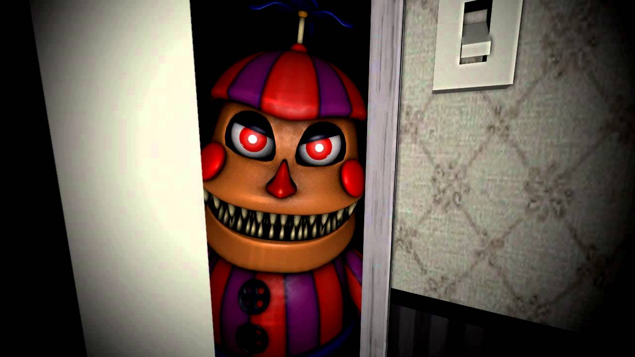 SFM FNAF Balloon Boy Ding Dong Hide And Seek YouTube