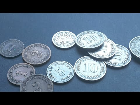 German Empire coins and general talk