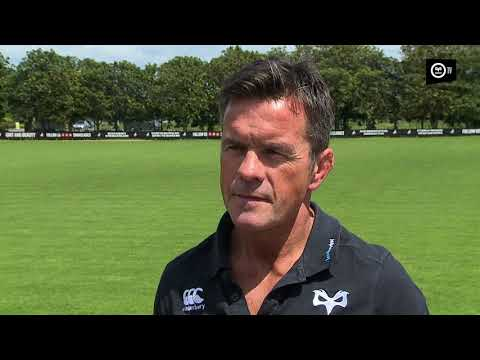 Allen Clarke on Champions Cup draw