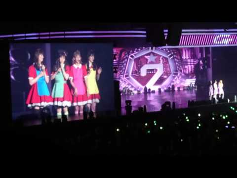 160624 GOT7 Fly in Singapore - Girl group dance Talk + Hooked