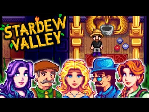 GREENHOUSE BUNDLE COMPLETE & QI'S QUEST!!   Stardew Valley Modded #47