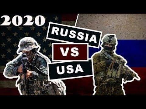 USA VS RUSSIA - Military Power Comparison 2020