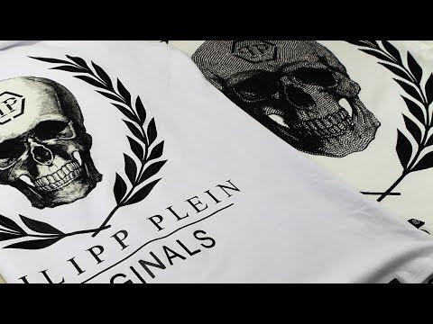Real vs Fake Philipp Plein 2017 T Shirt Guide   Authentic vs Replica Philipp Plein