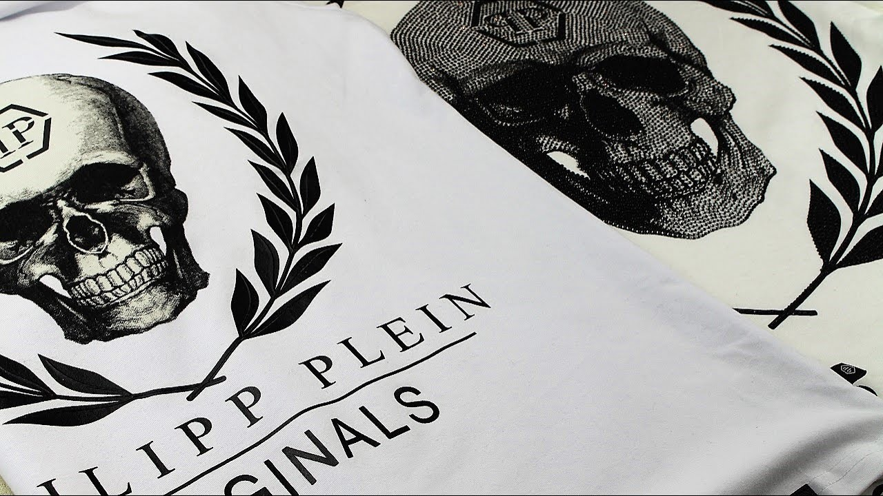 e8c4f09ee7 Real vs Fake Philipp Plein T Shirt Guide | Authentic vs Replica Philipp  Plein