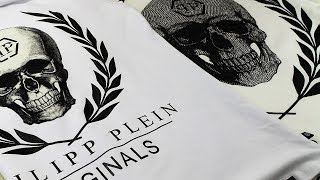 Real vs Fake Philipp Plein T Shirt Guide | Authentic vs Replica Philipp Plein