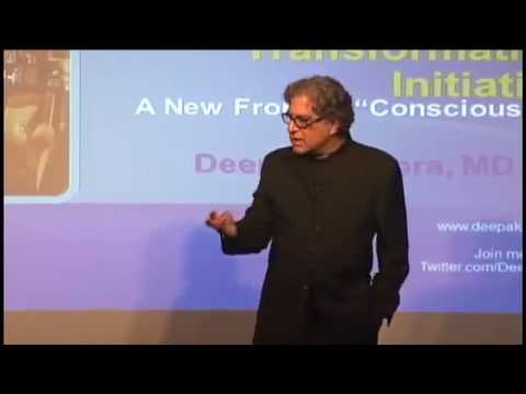 Deepak Chopra Cultivating Love Compassion Joy Equanimity for Self Directed Biological Transformation