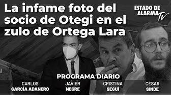 Image del Video: La infame foto del socio de Otegui en el zulo de Ortega Lara