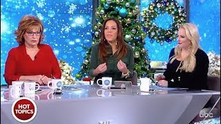 TRUMP: Suggesting Sexual Favors From Senator Kirsten Gillibrand? (The View)