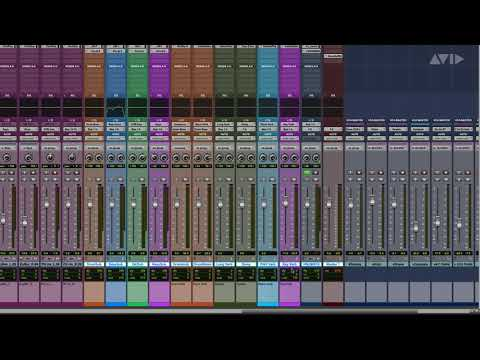 Pro Tools Tech Tip — Track Presets Effects