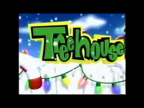 Treehouse Tv Bumpers Amp Commercials 3 In 1 Special Youtube