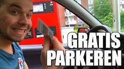 OVERAL GRATIS PARKEREN! BESPAAR VEEL GELD! || How To Prank #32