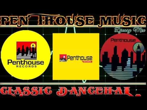 Penthouse Reggae Dancehall Old School classic Mega Mix Segment 2 Mix by djeasy