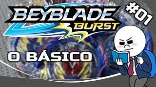 Beyblade Burst para iniciantes #01 - O básico