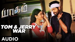 Tom & Jerry War Full Song Yaagam Tamil Movie Songs | Aakash Kumar Sehdev, Mishti