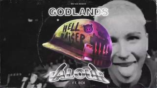 Godlands - Valour (feat. BOI) | Dim Mak Records thumbnail