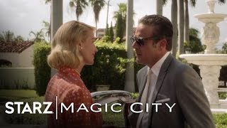 "Magic City | Episode 3 Scene Clip ""Secret Six"" 