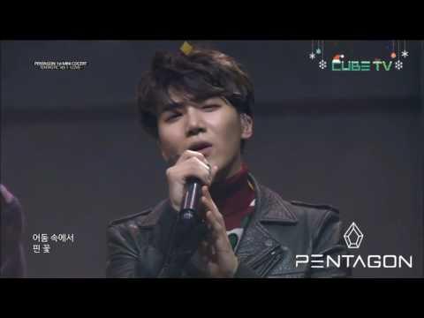 PENTAGON - You Are' 1st MINI CONCERT TENTASTIC Vol.1 -LOVE- Mp3