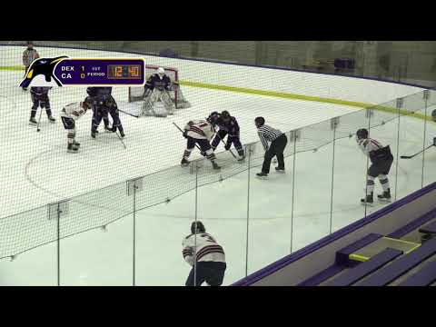 Cushing Academy - Varsity Boys Ice Hockey vs. Dexter School