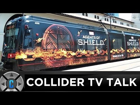 Collider TV Talk - Ghost Rider In Agents of S.H.I.E.L.D.? Game of Thrones Finale Discussion