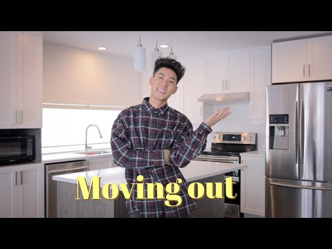 Moving Out of my Sister&39;s Basement: NEW Apartment