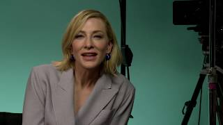 Cate Blanchett on The Beautiful Word campaign