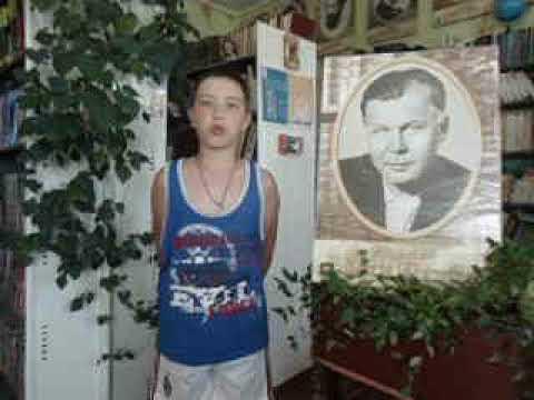 Изображение предпросмотра прочтения – ИльяВоронин читает произведение «Рассказ танкиста» А.Т.Твардовского