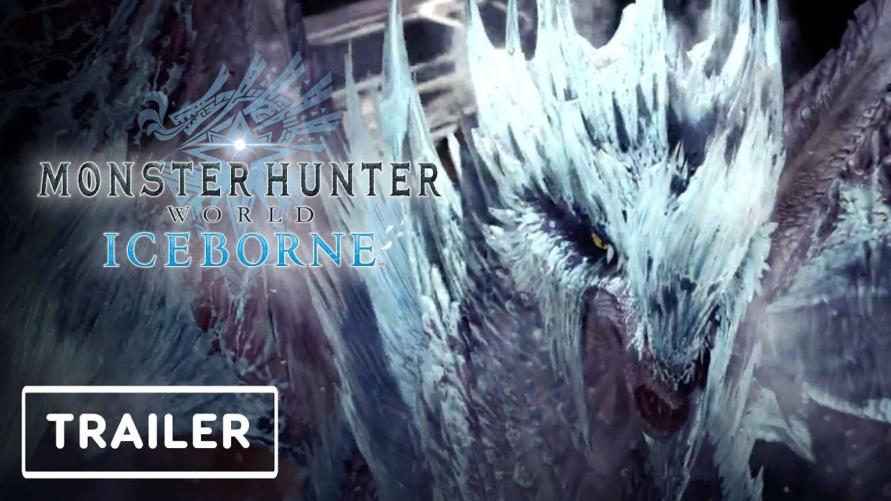 Monster Hunter World: Offizieller Trailer von Iceborne - Gamescom 2019 + video