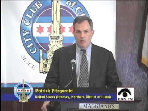 Patrick Fitzgerald, United States Attorney, Northern District of Illinois