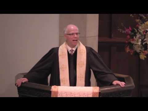 An angel sitting on a stone - Rev. Scott Simpson - 4/23/17
