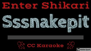 Enter Shikari   Sssnakepit CC Karaoke Instrumental