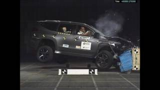 Download Video ASEAN NCAP - Mitsubishi Pajero Sport (2016) MP3 3GP MP4