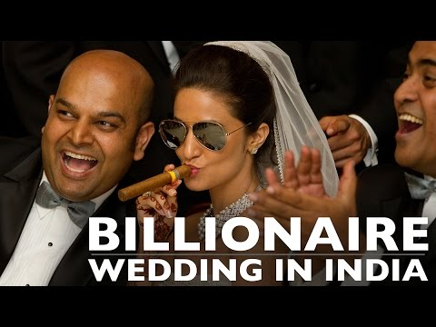 Indian Billionaire's Wedding