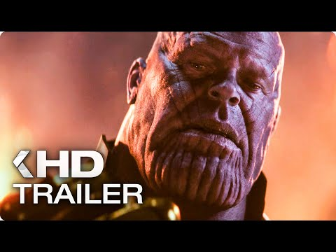 AVENGERS 3: Infinity War Super Bowl Spot & Trailer (2018)