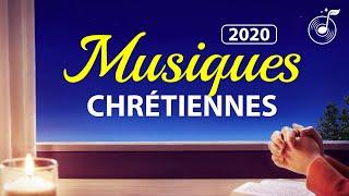 Compilation de Louange 2020 - Musique chrétienne en français (avec Paroles)