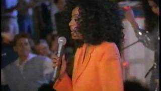 I Will Survive - Diana Ross video (w/ Sean & Brad)
