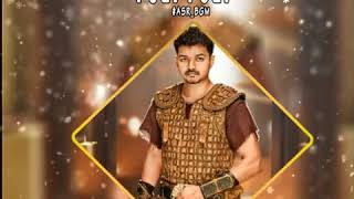 Thalapathy vijay - Into Theme | Puli BGM | Mass BGM | Tamil | Vijay | Whatsapp Status Video - ASR
