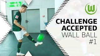 WALL BALL #1 – Challenge Accepted von Gerhardt, Brooks, Weghorst & mehr