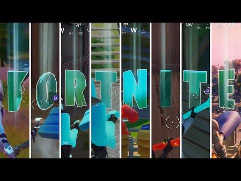 All Hidden F-O-R-T-N-I-T-E Loading Screen Letters Guide - Fortnite Chapter 2 Season 1