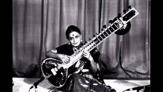 Vidushi Jaya Biswas - Sitar Recital - Raga Alahiya Bilawal