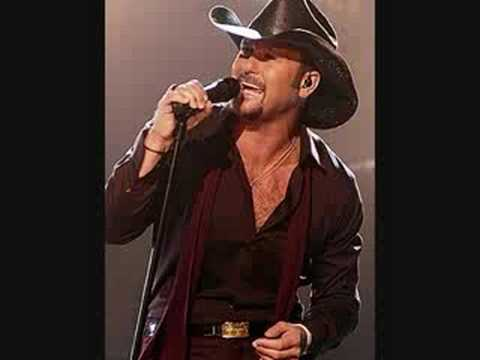 Tim McGraw- You Turn Me On