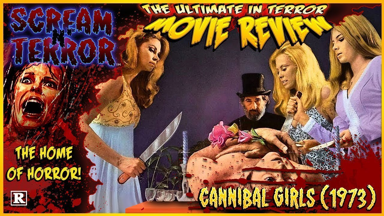 Download CANNIBAL GIRLS Movie Review (1973) Schlockmeisters #220