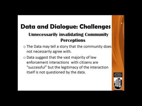 NACOLE 2017 Webinar Series: Community Engagement Through Dat