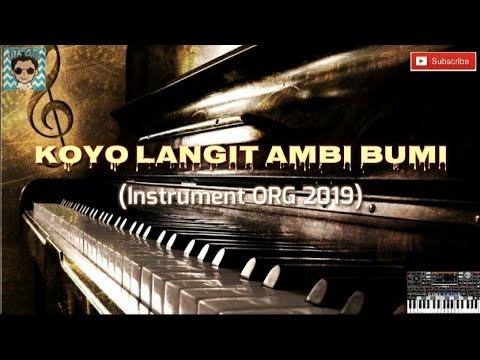 KOYO LANGIT AMBI BUMI | | cover ORG 2019